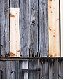 [Tickle Fight] - tobacco barn, weston, wood planks
